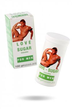 ''Сахар любви'' для мужчин Liebes-Zucker-Maskulin, 100 г